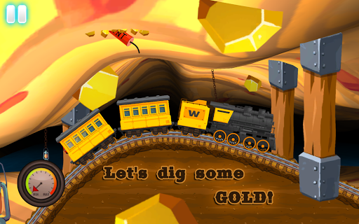 Western Train Driving Race screenshot 7