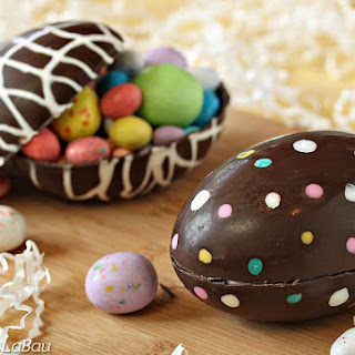 Hollow Chocolate Easter Egg Recipe
