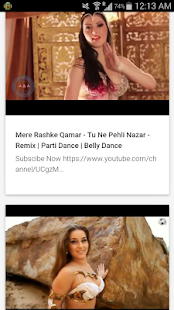 Belly Dance - náhled