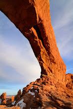 Photo: Balance: North Window Arch. Bigger and Prints: http://lagemaatphoto.smugmug.com/Landscapes/National-Parks/Arches-National-Park/3876776_phTb5j#!i=2385919891&k=nxxCfk5&lb=1&s=A