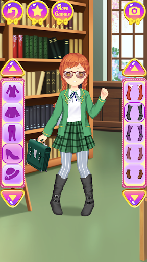 Free ganguro girl anime game download