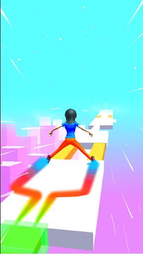 Sky Roller - Air Skating Game ss2