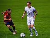 Toni Kroos dépité après l'humiliation subie en Espagne