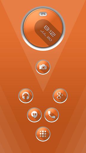 Enyo Orange - Icon Pack