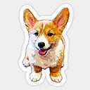 Corgi puppy Wallpapers Corgi puppy New Tab HD