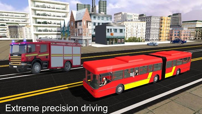 PK Metro Bus Driver - screenshot
