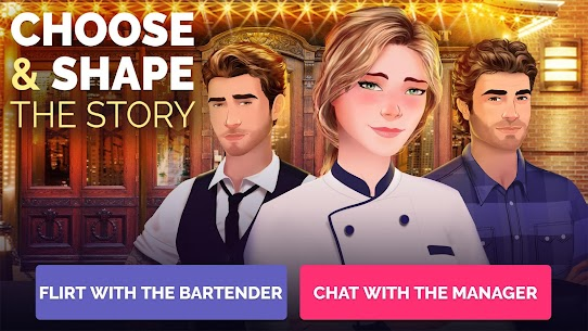 Recipe of love: Interactive Story MOD (Unlimited Money/Free Shopping) 4
