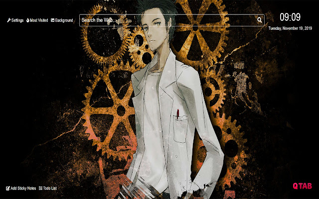 Steins Gate Wallpapers HD New Tab
