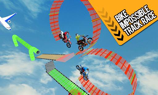 Racing Bike 3D Trial Bike Stunts Ramp Bike Jumping 1.1 screenshots 4