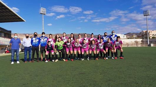 La A.D. Roquetas 2018 apuesta por el fútbol femenino