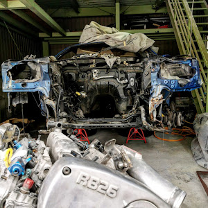 スカイラインGT-R BNR34のカスタム事例画像 BNR34 レストアします!さんの2020年05月09日13:52の投稿