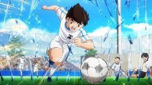 Captain Tsubasa anime