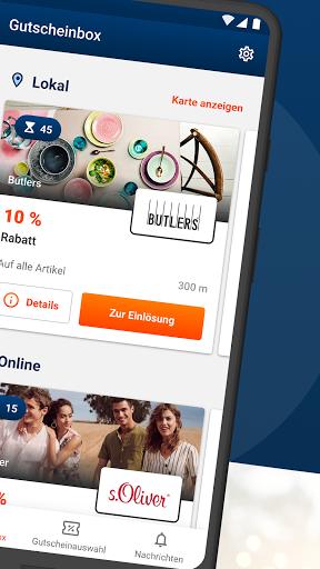 Sovendus - Gutscheine für Online & Lokal  screenshots 2