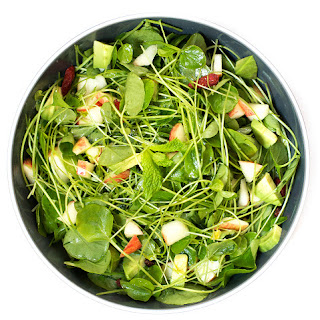 Healing Watercress Salad.