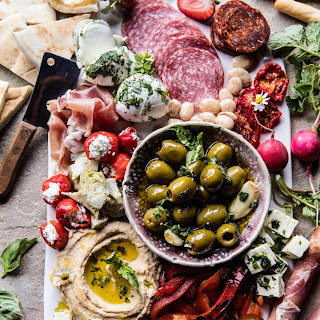 Antipasto Platter. Recipe