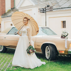 Wedding photographer Oleksandra Pokhodzhay (lesjamark). Photo of 26.05.2017