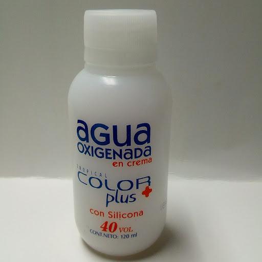 Agua Oxigenada Color Plus Vol 40 120Ml