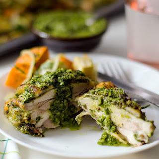 Chimichurri Marinated Chicken (Paleo, AIP, Keto, Whole30, Wahls).