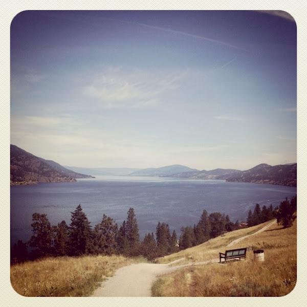 Photo: Enjoying the outdoors.