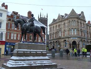 Photo: Prince Albert in Queen Square