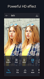 PicKala - Filter Selfie Camera APK screenshot thumbnail 1