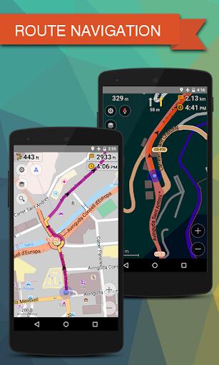 玩旅遊App|美国佐治亚州 离线地图免費|APP試玩