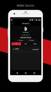 Belfrics – Bitcoin Exchange - náhled