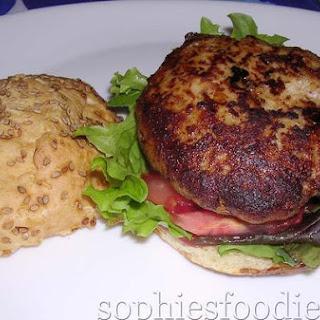 Sophie's Gluten Free Chicken Burgers