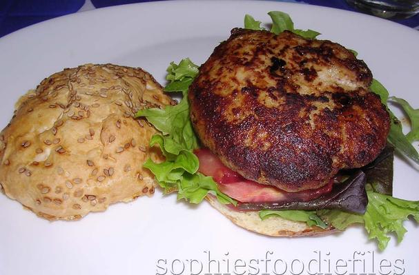 Sophie'S Gluten Free Chicken Burgers Recipe