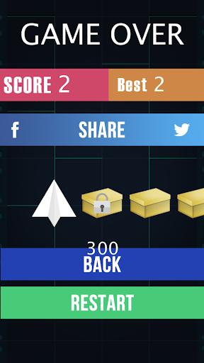 Paper plane Game apkmind screenshots 5