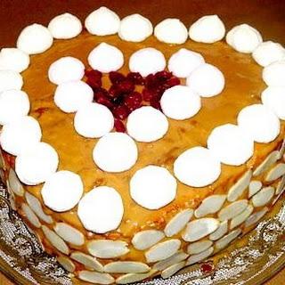 CAKE «Coffee HEART» Recipe