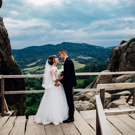 Wedding photographer Oksana Stasіv (photostasiv). Photo of 17.01.2018