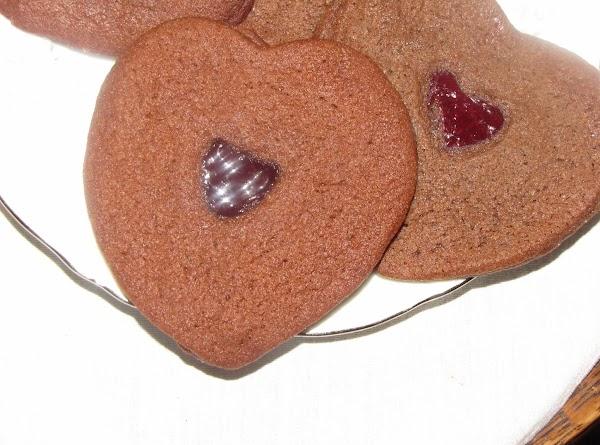Chocolate Raspberry Jewels Recipe