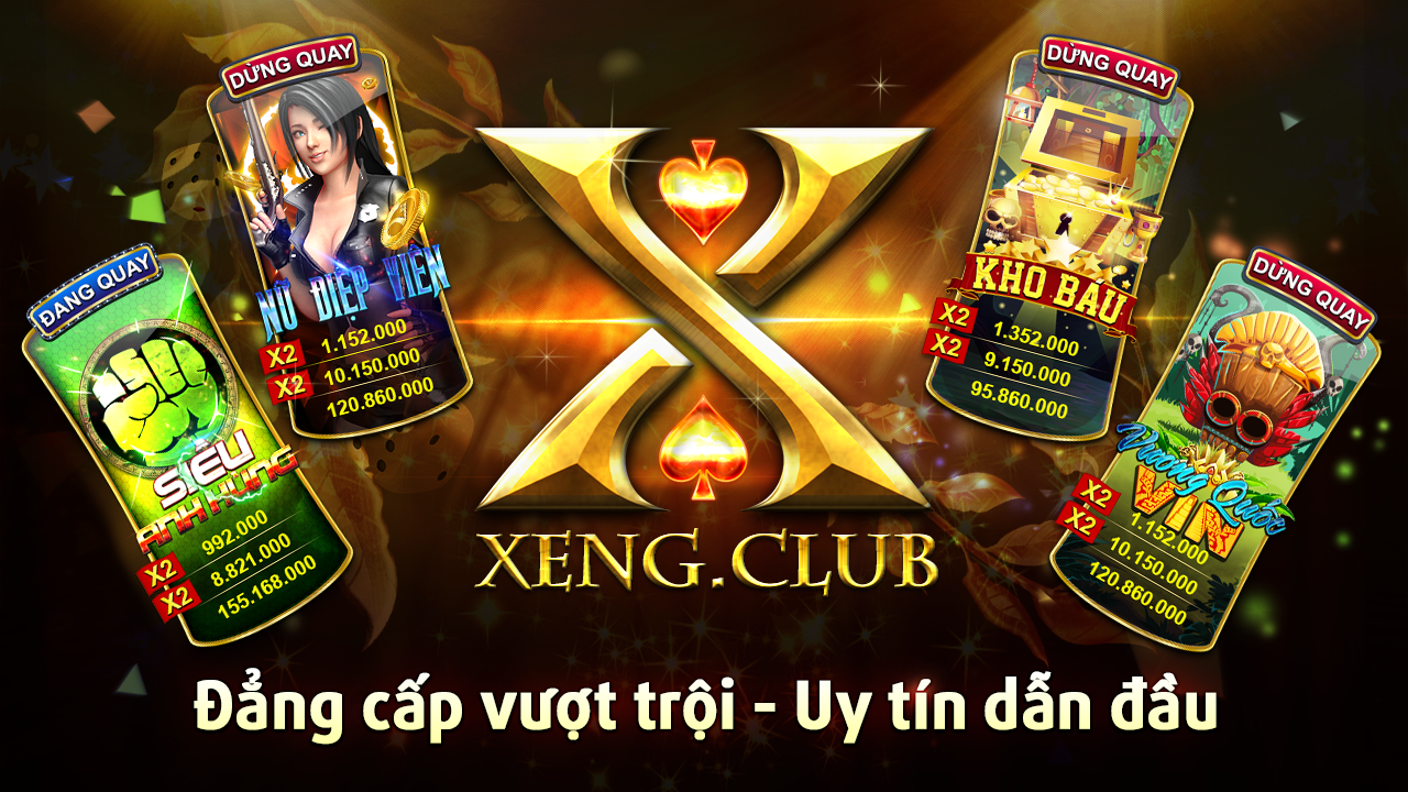 Xeng.Club- screenshot