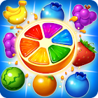 Juice Fruity Splash - Puzzle Game & Match 3 Games icon