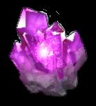 紫の進化結晶