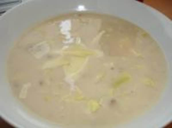 Monterey Artichoke Soup Recipe