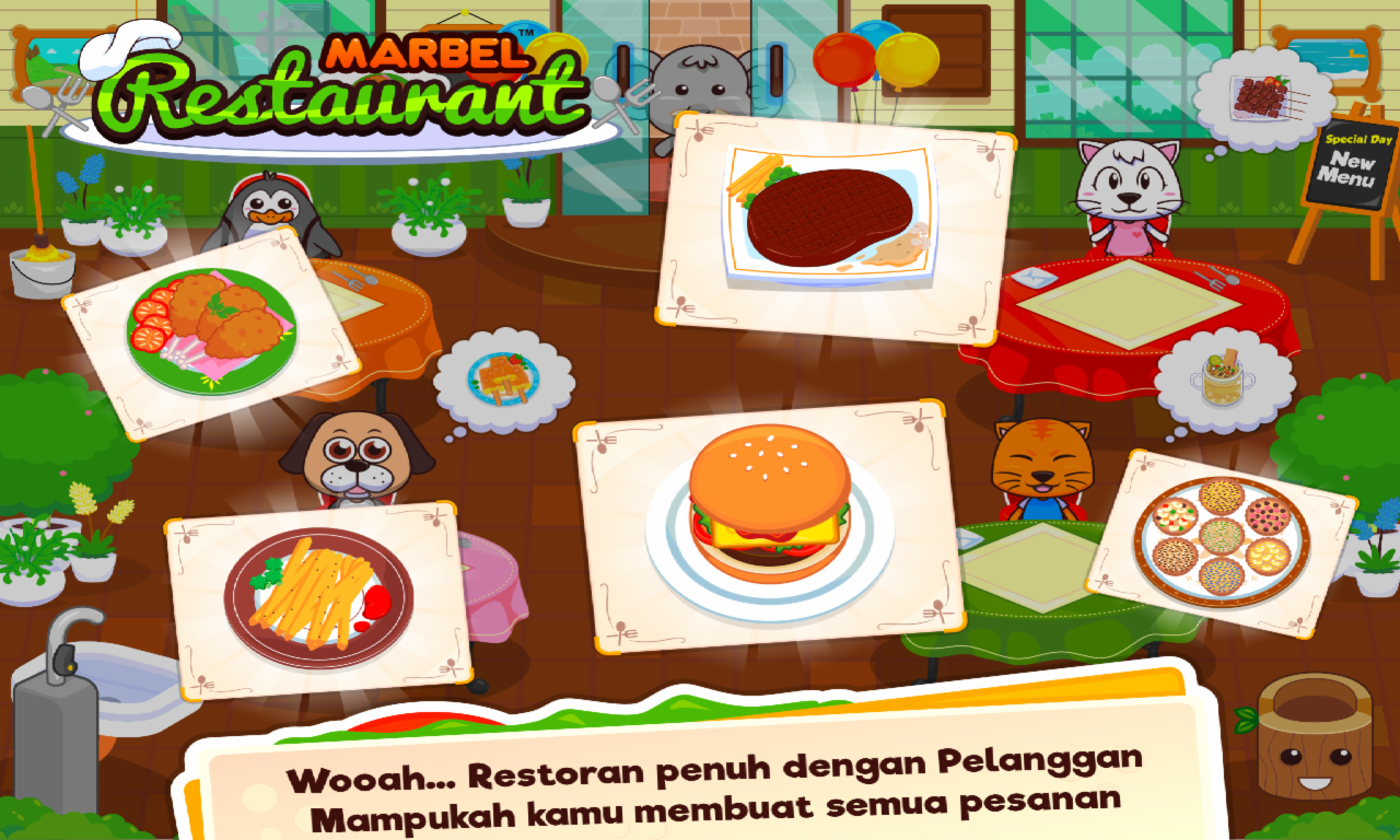 Marbel Restoran Indonesia Apl Android Di Google Play