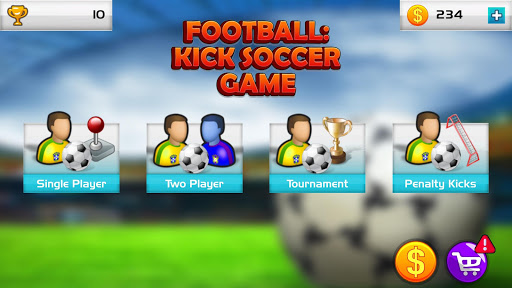 Futbol: Kick Soccer Game screenshot 1