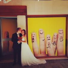 Wedding photographer Anton Berger (antonberger). Photo of 10.08.2014