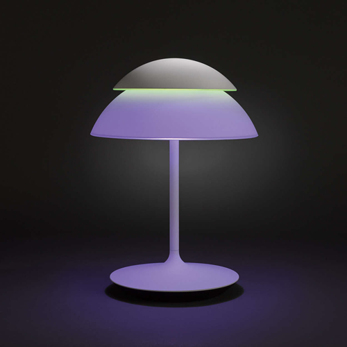 Philips Hue Beyond Table light on image