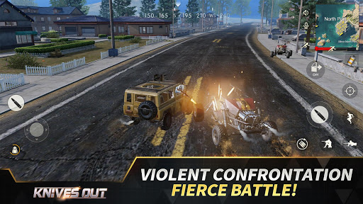Knives Out-No rules, just fight! modavailable screenshots 5