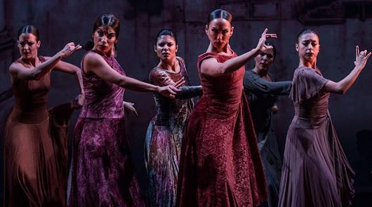 El Ballet Flamenco Andaluz hace escala en Almería en sus bodas de plata