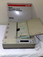 Photo: Xerox Telecopier 7010 Facsimilie Terminal