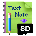 Notes2SD Text Editor (txt) - Your Android Notepad 1.0
