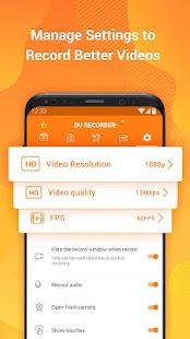 DU Recorder - Screen Recorder, Video Editor, Live Screenshot