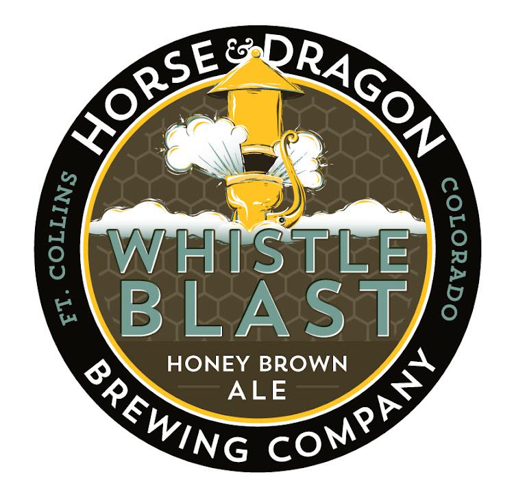Logo of Horse & Dragon Whistle Blast Honey Brown