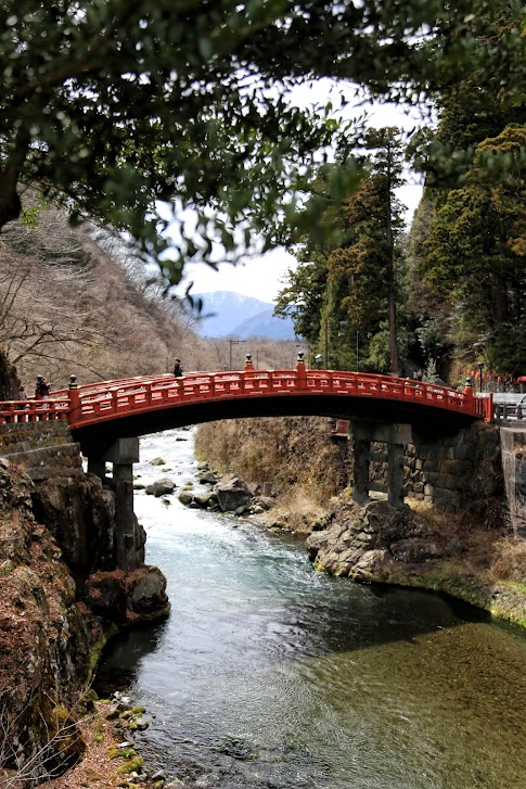 Shinkyo - Nikko, Japonia