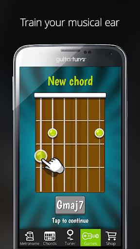 Guitar Tuner Free - GuitarTuna screenshot 5