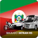Simulado Detran Rio Grande do Sul - RS 2020 icon